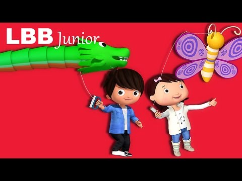 Kite Flying Song | Original Songs | By LBB Junior