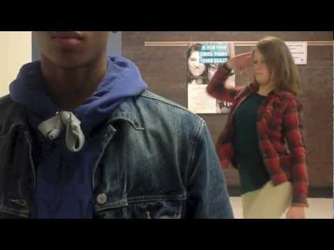 Teachers Dancing Behind Students - Howard High School of Technology