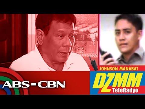DZMM TeleRadyo: Duterte urged: Respect voters, attend proclamation