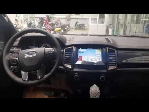 Ford Ranger Wildtrak 2019 Nội thất sang trọng và tiện nghi