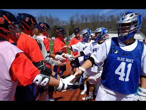 HAN Boys Lacrosse: Darien vs. Manhasset (NY) - The Battle of the Sound