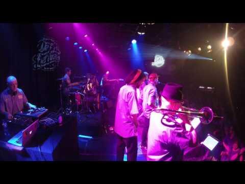 Def P & Beatbusters - part 2/2 30th Anniversary in De Melkweg Amsterdam (NL)