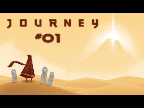Journey #01 ~ Der Beginn einer Reise [German] (Blog / Let's Play)