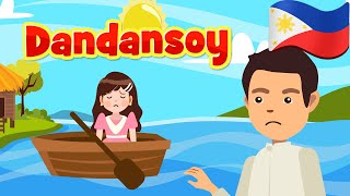Dandansoy Filipino Folk Song | Philippines Kids Nursery Rhymes | Awiting Pambata