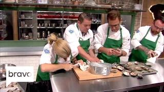 Top Chef: Mise en Place Quickfire Challenge (Season 14, Episode 3) | Bravo