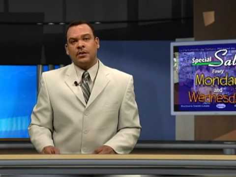 HAITI NEWS DESK WITH VALERIO 2 22 09 PART # 7