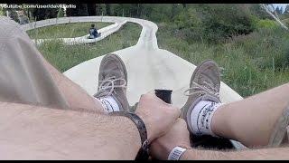Alpine Slide - Snowbird Ski and Summer Resort (HD POV)