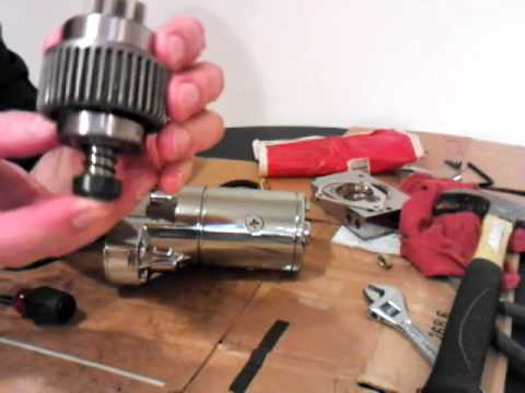 Car starter rebuild how they work how to rebuild and for How a starter motor works