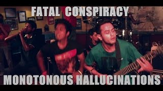 Fatal Conspiracy- Monotonous Hallucinations Live @ RAW POWER 2 (Chennai)