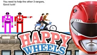 Happy Wheels: Power Rangers - Part 332