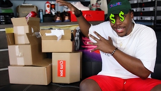 WE GOT SOME NEW SH*T IN! 5 BOXES! NEW PICKUPS FROM BAPE, GUESS X A$AP, NEW KICKS, & MORE!