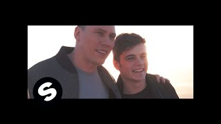 martin garrix tiësto   the only way is up official music video