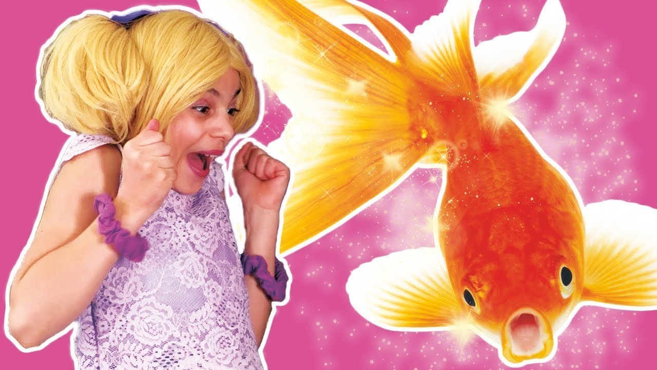 Kiddyzuzaa | The Fishy Friend | Animal Magic | Princesses In Real Life | WildBrain Cartoons