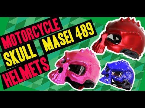Skull Motorcycle Helmets   Best Skull Motorcycle Helmets