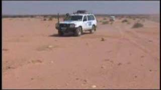 Khaled Hosseini-Kite Runner author-visits Darfur Refugees
