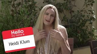 WeHo LIFE Presents, Speed Dating With The Stars: Heidi, Heidi, Ho!