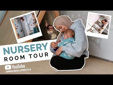 غرفة إبني / NURSERY ROOM TOUR /BAITY