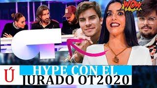 Revolución en el jurado de OT 2020: los nuevos rostros de Operación Triunfo que más suenan