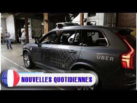 Uber entame sa transition sans chauffeur en commandant 24.000 volvo autonomes