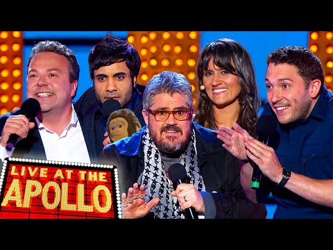 12 Funniest Stand Up Routines of Series 8 | Live at the Apollo | BBC Comedy Greats