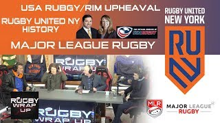 USA Rugby Congress-Inspired RIM Upheaval, Rugby United NY Historic Events