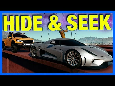 Need for Speed Payback Online : HIDE AND SEEK!! (New Update)