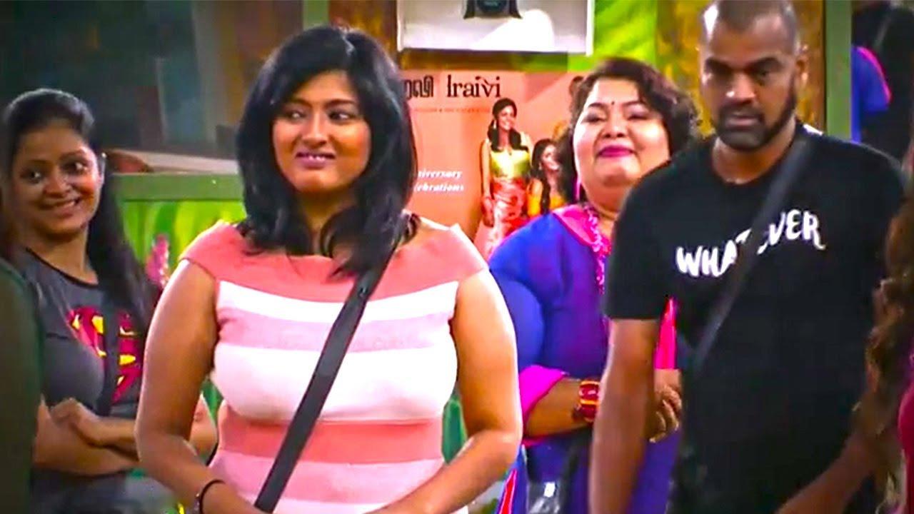 Image result for snehan, gayathri in bigg boss 2
