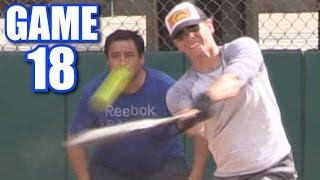 HOW TO HOMER EVERY SINGLE TIME! | On-Season Softball Series | Game 18