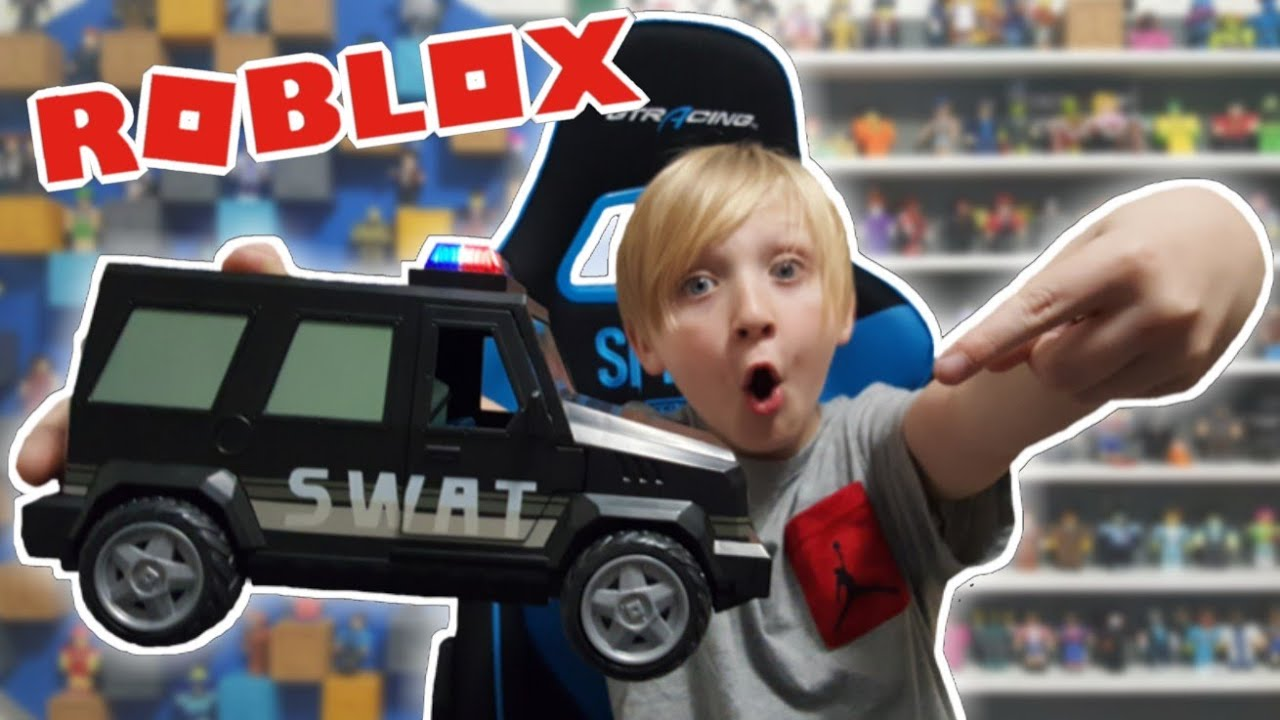 Jailbreak Swat Unit Vehicle Mom Surprised Me With New