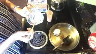 Sausage/Fry Bread Breakfast Sandwich Recipe. 3 Ingredients, Full Of Flavor!
