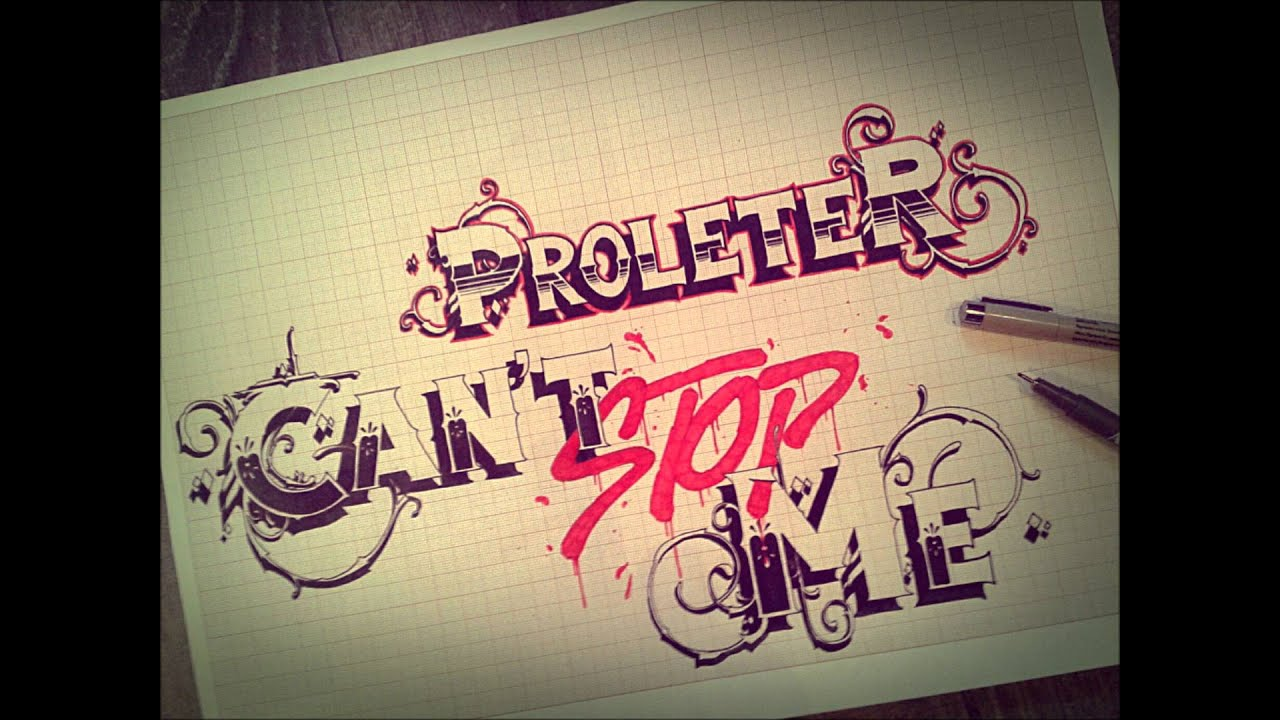 proleter-cant-stop-me-proleterbeats
