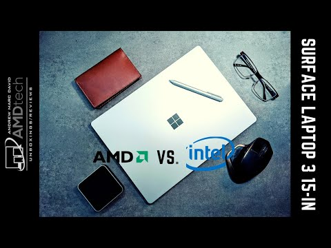 Microsoft Surface Laptop 3 (15-in) Long-Term Review: AMD vs. Intel