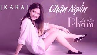 CHÂN NGẮN - Cẩm Vân Phạm ft TMT [OFFICIAL KARAOKE VIDEO]