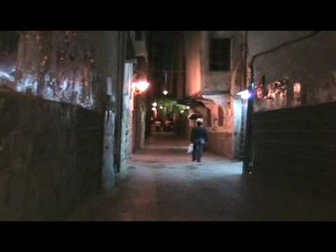 Damascus Old City visions of the evening 2