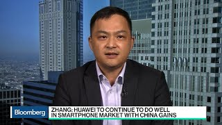 Huawei to Do Well in Smartphone Market Despite Trade War, Rosenblatt's Zhang Says