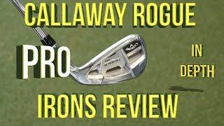 Callaway Rogue Pro Irons Review