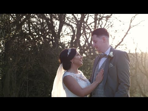 The White Hart Inn Wedding Video - Emily & Joshua