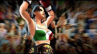 Woman Fists For Fighting Wfx3 - Boxing Game Trailer