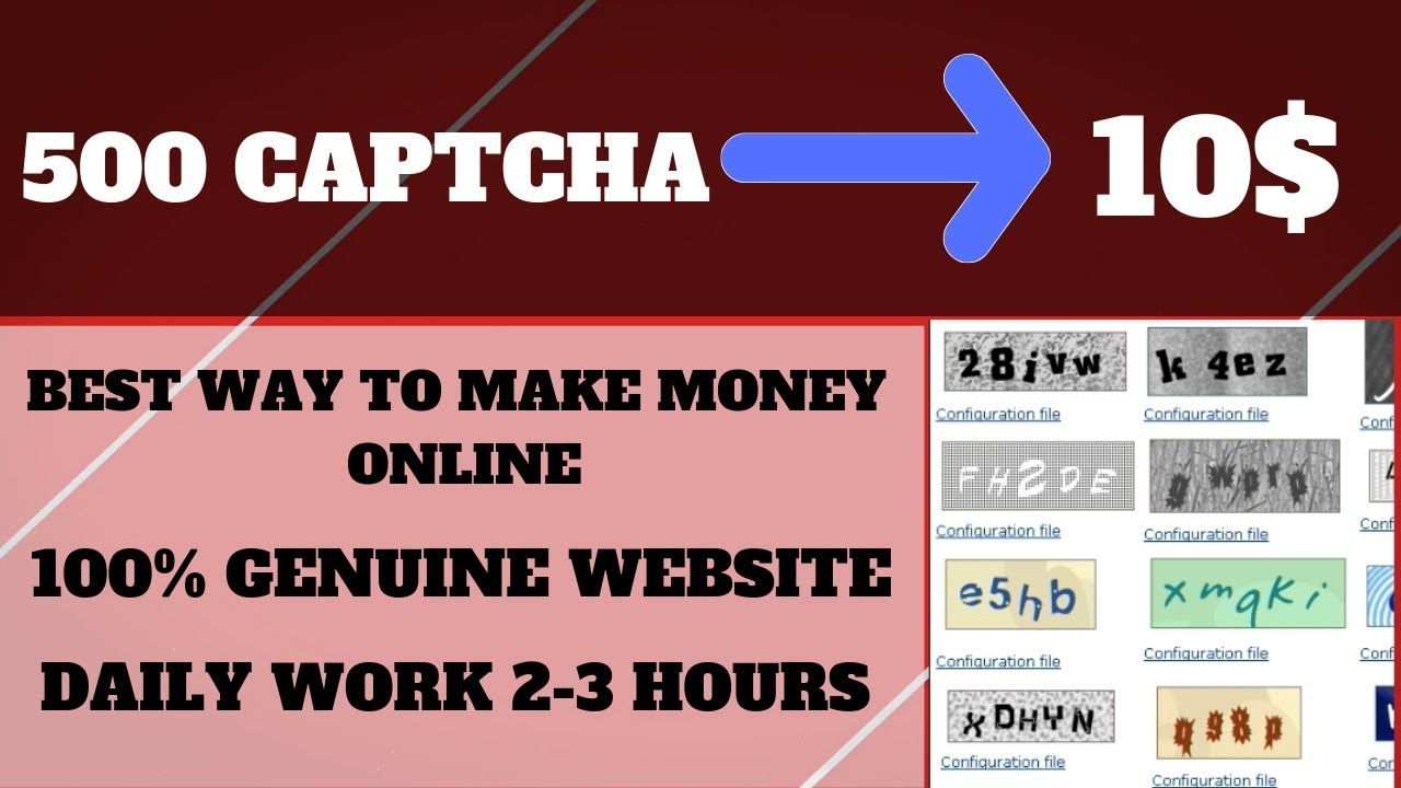 Captcha Work At Home Without Investment, Binary trading meaning