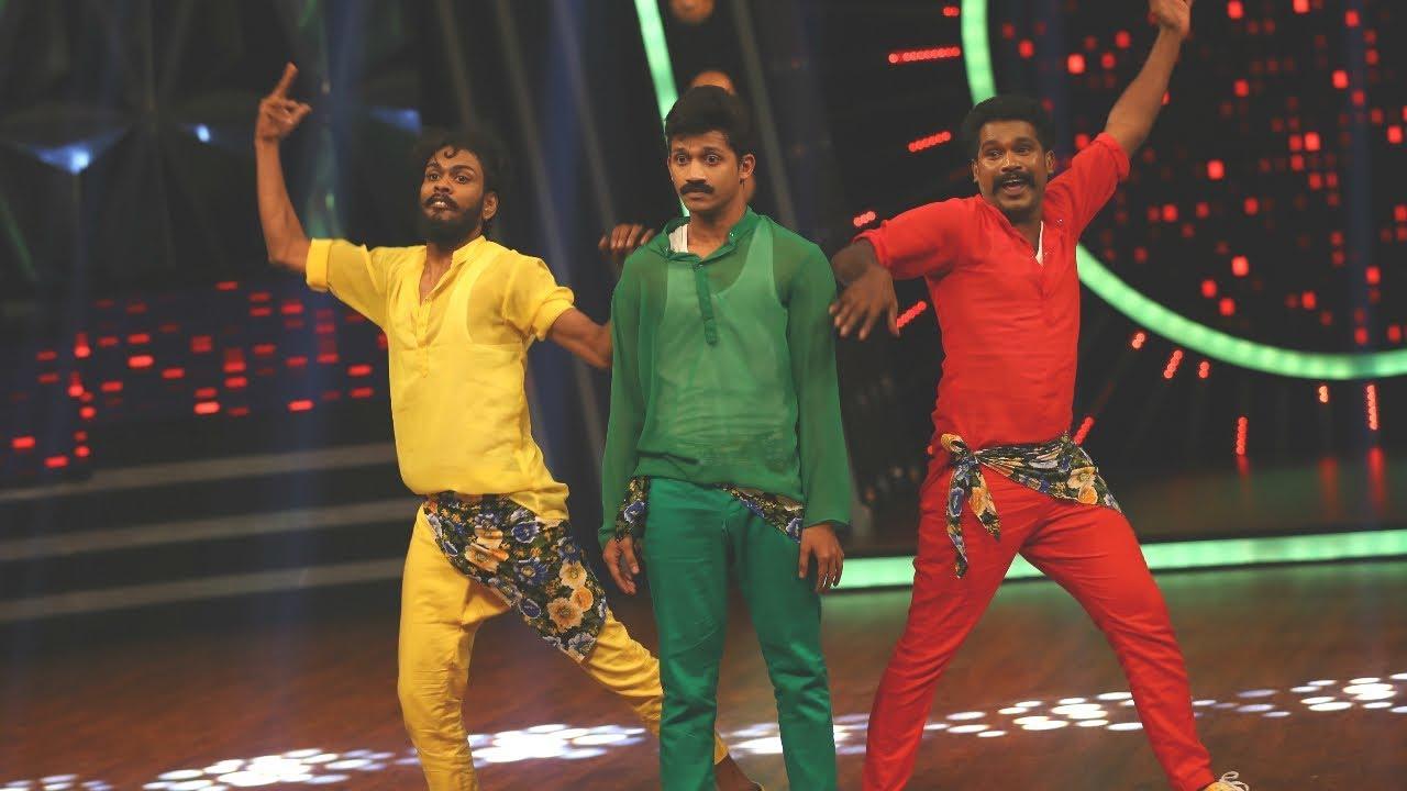 Download D4 Junior Vs Senior I Vyshak with Punjabi House I Mazhavil Manorama