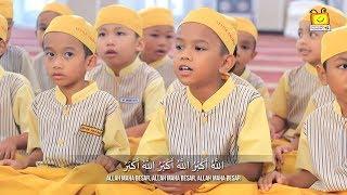 Download lagu Takbir Raya Merdu Anak-Anak Tadika Little Caliphs