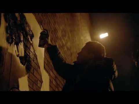 Cardinal Burns | Banksy | E4