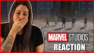 Eternals First Look Reaction | Marvel Studios Celebrates The Movies