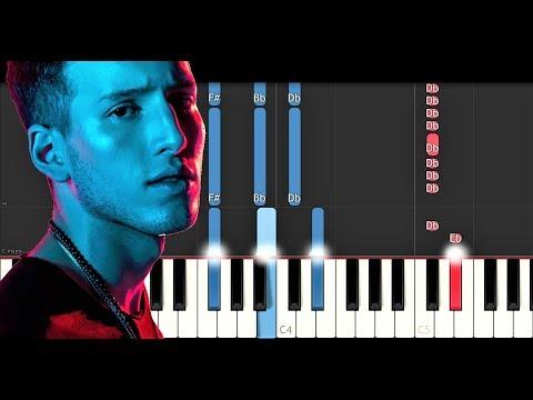 Sebastian Yatra, Beret - Vuelve (Piano Tutorial)