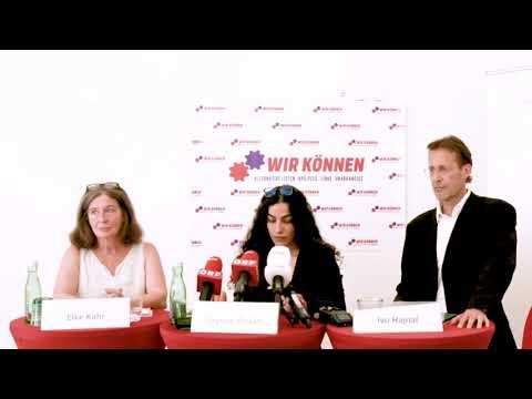 Wir Können (KPÖ) Zeynep Arslan: Wir Erheben Einspruch