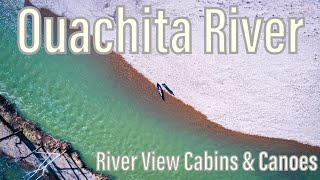 Arkansas Cabin | Can๐eing the Ouachita River