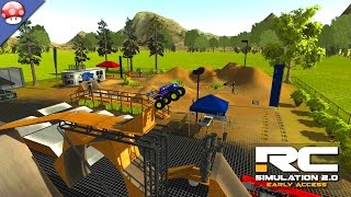 RC Simulation 2.0 Gameplay PC HD [60FPS/1080p] [Early Access]