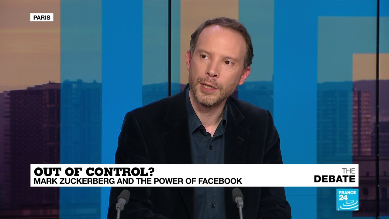 """Is Facebook the """"ultimate American soft power"""" ?"""