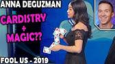 Magician REACTS to Anna DeGuzman on Penn and Teller FOOL US 2019