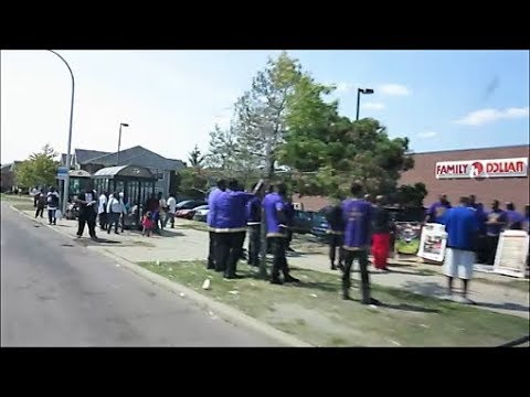 DETROIT HOOD AND LIQUOR STORE CLIPS